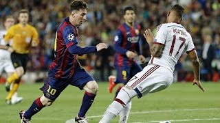 Lionel Messi Humiliates Great Players HD