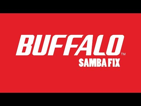 How to fix Buffalo Linkstation LIVE NAS SMB File Sharing in Windows (Could not map share)