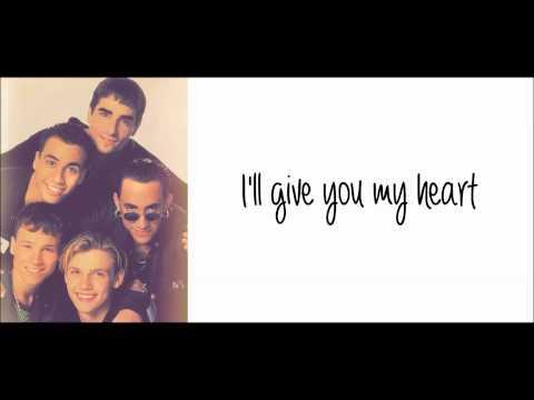 Backstreet Boys - Give me Your Heart