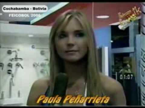 COCHABAMBINA PAULA PEÑARRIETA - FERIA FEICOBOL