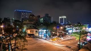 Taiwan / Tainan / Hai'an Rd. / Timelapse