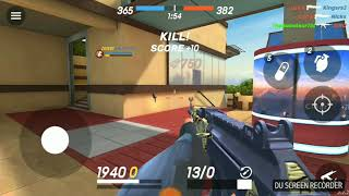 Guns of boom #75 Buffed level 5 Scattershot Review
