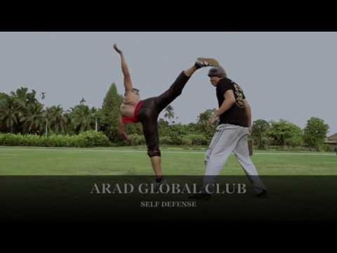 Self Defense Training 1, Arad Global Club: Eskişehir Self Defense