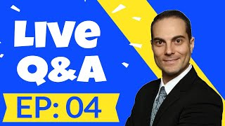 Live Q&A | Disc Bulges, Leg Pain, Hip Not Level | With Dr. Walter Salubro Chiropractor In Vaughan