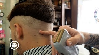 Fade Tidy Up at the Barbershop