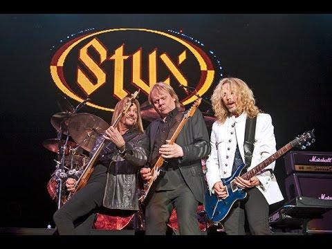Styx Live Full Concert 10/23/16