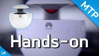 Huawei AM08 Swan Bluetooth Speaker - Hands On Video - MyTendyPhone