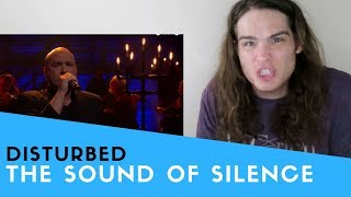 Download Lagu Voice Teacher Reacts to Disturbed's cover of The Sound of Silence Gratis STAFABAND