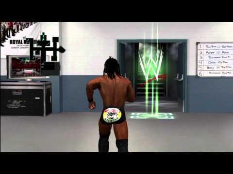 Smackdown Vs Raw 2011 RTW Gameplay: Start of UndertakerRTW(X360)(HD)