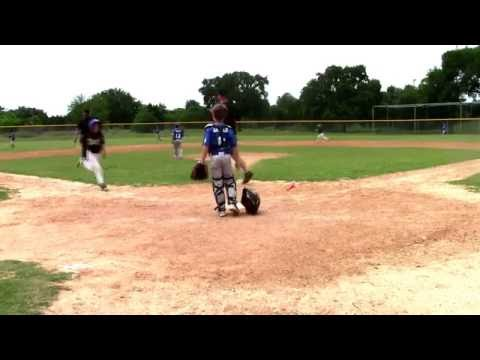 Spring 2016 CPYL 8U NL Arizona Diamondbacks vs. Texas Rangers - Post-Season Tournament