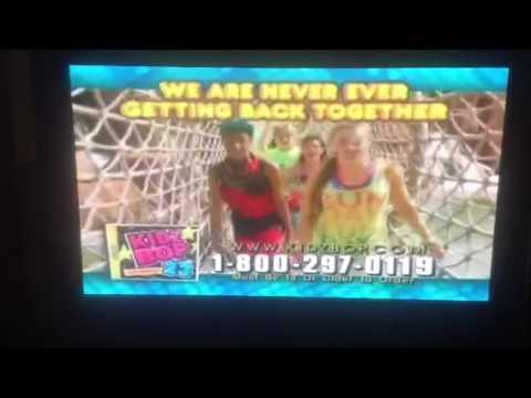 Kidz Bop 23 Commercial (2013).