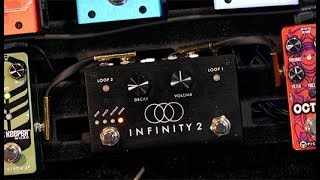 Supro | Pigtronix Infinity Looper 2, Blues King 10, & Conquistador Demos | NAMM 2020