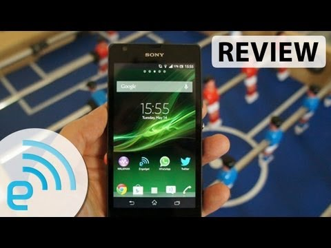 Sony Xperia SP review | Engadget