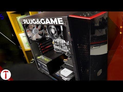 Il miglior PC Plug&Game | Giocare con un PC da 600€