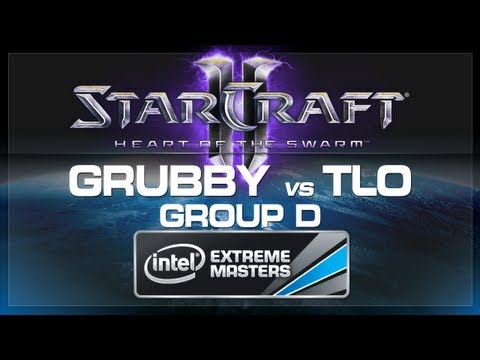 Grubby vs TLO - SC2 (Group D) - IEM World Championship 2013