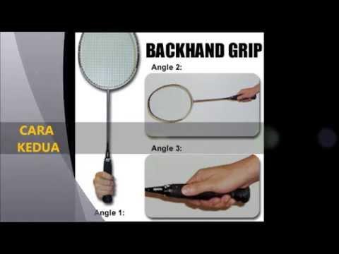 Teknik Servis Badminton video