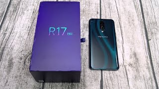 OPPO R17 PRO - Unboxing And Review