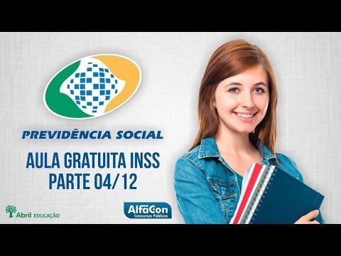 Aula Gratuita para o INSS - Direito Previdenciário (Parte 4/12)