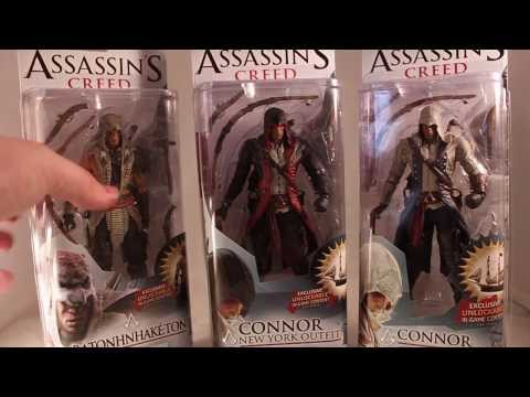 Assassin's Creed Black Flag McFarlane Toys Connor Kenway New York Outfit (Walgreens Exclusive)