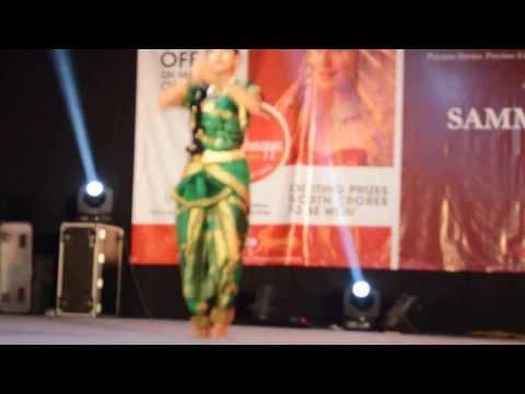 Bharathnatyam Dance by Kriti