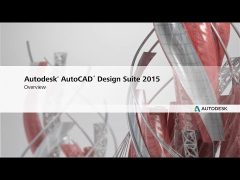 Autodesk Autocad Design Suite 2015: Overview