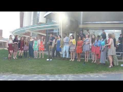 Down by the Riverside- Skidmore College LEV Gospel Choir 2013...