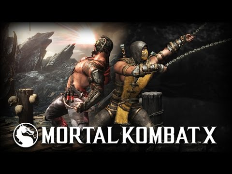 Mortal Kombat X: Story Mode, Map Design, Character Roster Details & More! video