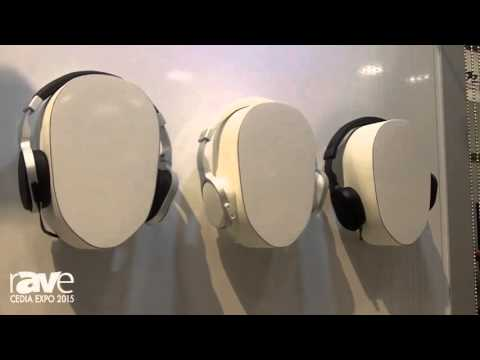 CEDIA 2015: KEF Expands Its M Series Line of Headphone with the M500, M400 and M100