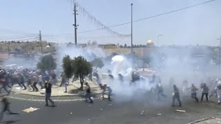 Violence leaves 6 dead over tensions at Israel holy site