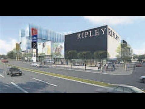 Nuevo Centro Comercial LA RAMBLA en San Borja (Lima - Perú)