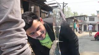 एउटा अनौठो जादु - Battho Manchhe 6 - Nepali Comedy Video by Harendra Khatri