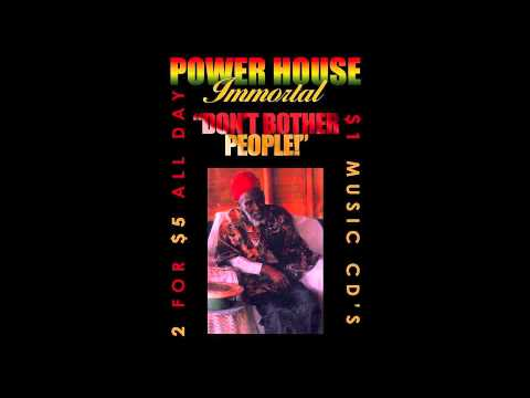 FreePort Live pt#1 Power House fadda fats Brice Family .....BIG UP..100 CDS