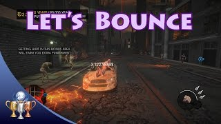 Saints Row Gat Out Of Hell - Let's Bounce (5 vehicles in a row in Torment Fraud )