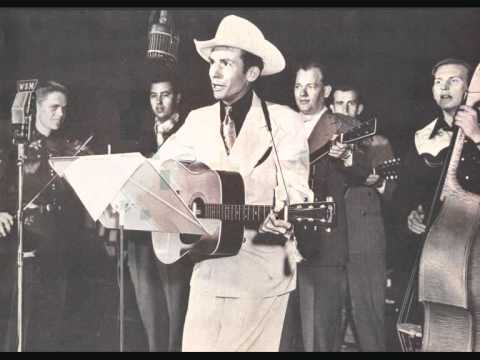 Hank Williams - Why Dont You Love Me