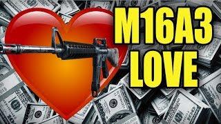 I ❤️ M16A3