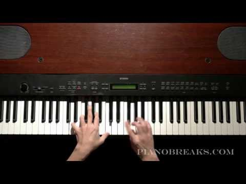 How To Swing - Jazz Piano Rhythm Lesson
