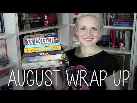 August Wrap Up & Reviews (2014)