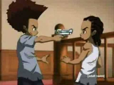 Boondocks naruto style Video