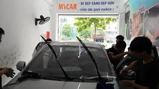 Hotline 0986921273 dám phim cách nhiệt chống nóng xe oto Toyota, ford, nissan, Mercedes, bmw,