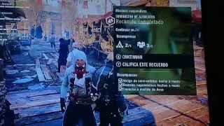LOGRO COMPARTIENDO RIQUEZAS ASSASSINS CREED UNITY