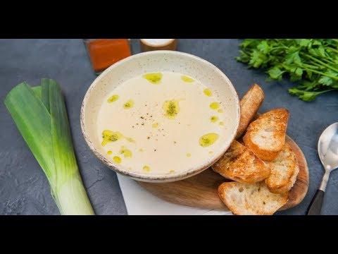 Вишисуаз и овощной суп-пюре | Маргарита и мастера