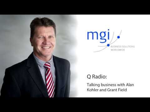 Q Radio: Talking Business with Alan Kohler and Grant Field