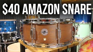 Download Lagu The CHEAPEST SNARE on Amazon - worth it? - Gratis STAFABAND