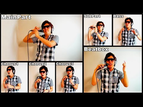 Canon in D Beatbox Multitrack
