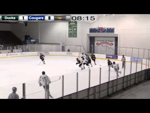 University of Oregon Hockey vs College of the Canyons
