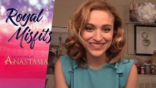 Episode 1: Royal Misfits: Backstage at ANASTASIA with Christy Altomare