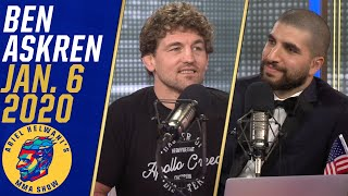 Ben Askren names Jorge Masvidal his Fighter of the Year | Ariel Helwani's MMA Show