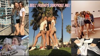 VLOG 5-  best friends surprise me and matching tattoos!!