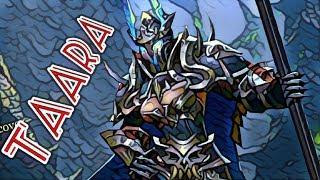 Strike of Kings TAARA Tank gameplay! Best Builds for Tank in SOK! New MOBA Tank gameplay/tutorial!