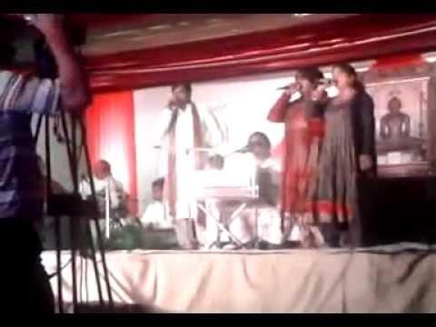Ravindra Jain Ji Performing Jain Bhajan- bahubali Bhagwan Ka Mastakabhishek... video